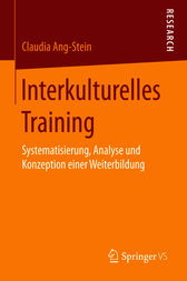 Interkulturelles Training by Claudia Ang-Stein