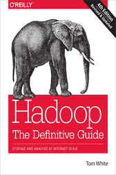 Hadoop: The Definitive Guide by Tom White