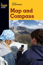 Basic Illustrated Map and Compass by Cliff Jacobson