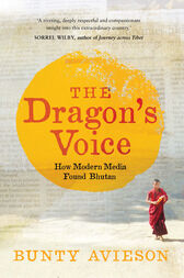 The Dragon's Voice by Bunty Avieson