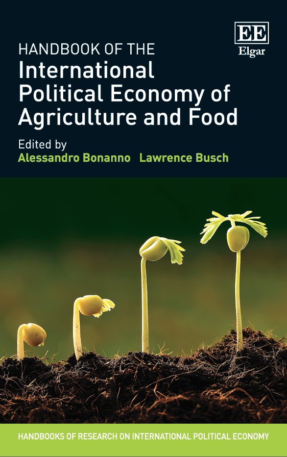 Download Ebook Handbook of the International Political Economy of Agriculture and Food by Alessandro Bonanno Pdf