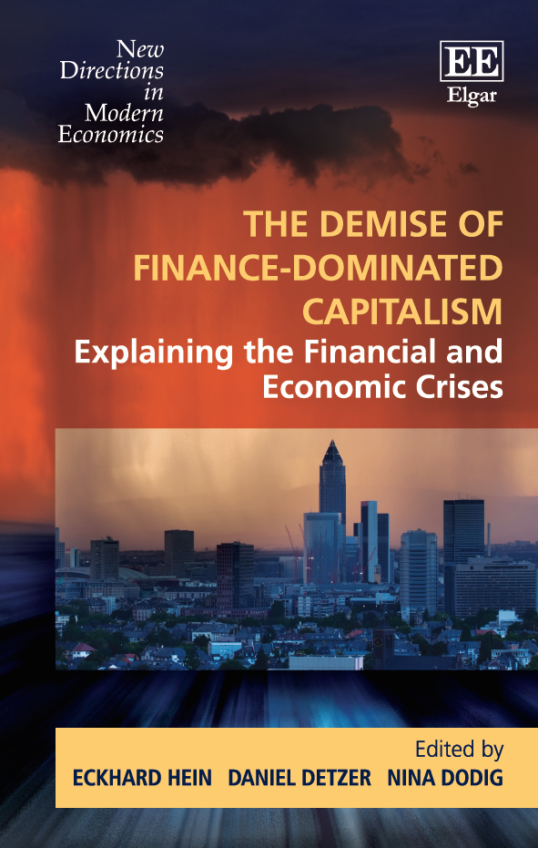 Download Ebook The Demise of Finance-dominated Capitalism by Eckhard Hein Pdf