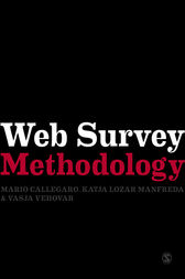 Web Survey Methodology