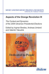 Aspects of the Orange Revolution III by Ingmar Bredies