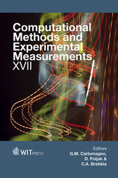 Computational Methods and Experimental Measurements XVII by G. M. Carlomagno