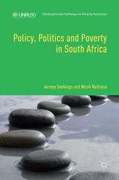 Policy, Politics and Poverty in South Africa by Jeremy Seekings