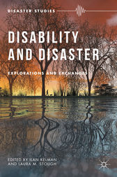 Disability and Disaster by Ilan Kelman