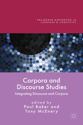 Corpora and Discourse Studies by Paul Baker
