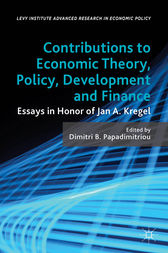 Contributions to Economic Theory, Policy, Development and Finance by Dimitri B. Papadimitriou