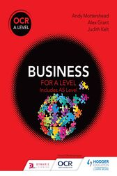 OCR Business for A Level by Andy Mottershead