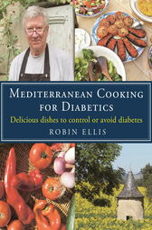 Mediterranean Cooking for Diabetics by Robin Ellis