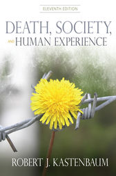 Death, Society and Human Experience (1-download) by Robert Kastenbaum