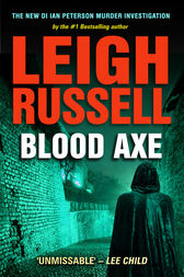 Blood Axe by Leigh Russell