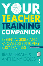 Your Teacher Training Companion by Jim McGrath