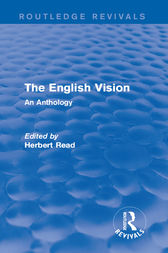 The English Vision by Herbert Read