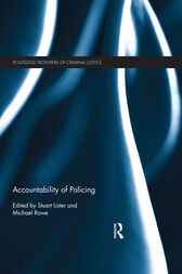 Accountability of Policing by Stuart Lister