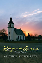 Religion in America by John Corrigan