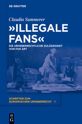 Illegale Fans by Claudia Summerer