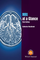 MRI at a Glance by Catherine Westbrook