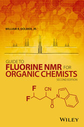 Guide to Fluorine NMR for Organic Chemists by William R. Dolbier
