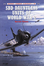 SBD Dauntless Units of World War 2 by Barrett Tillman