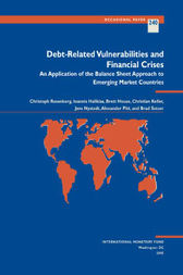 Debt-Related Vulnerabilities and Financial Crises by Brad Setser
