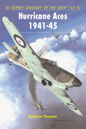 Hurricane Aces 1941-45 by Andrew Thomas