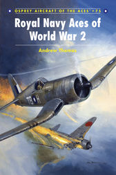 Royal Navy Aces of World War 2 by Andrew Thomas