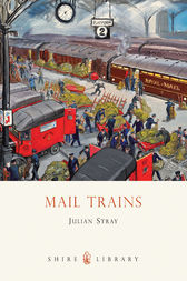Mail Trains by Julian Stray