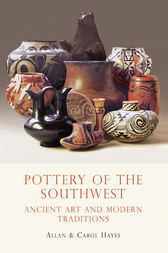 Pottery of the Southwest by Allan Hayes