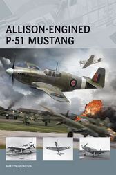 Allison-Engined P-51 Mustang by Martyn Chorlton
