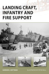 Landing Craft, Infantry and Fire Support by Gordon L Rottman