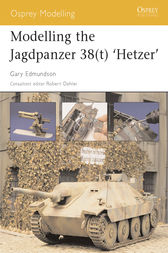 Modelling the Jagdpanzer 38(t) 'Hetzer' by Gary Edmundson
