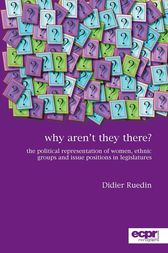Why aren't they there? by Didier Ruedin