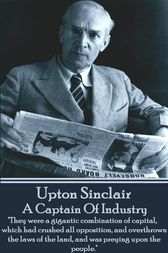 A Captain Of Industry by Upton Sinclair