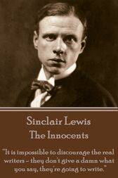 The Innocents by Sinclair Lewis