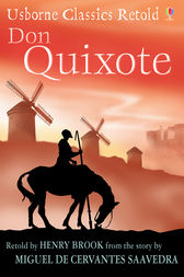 Don Quixote by Henry Brook