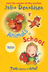 Animals in School: Red Banana Bind Up by Garry Parsons