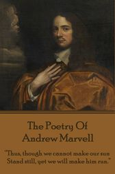 The Poetry Of Andrew Marvell by Andrew Marvell
