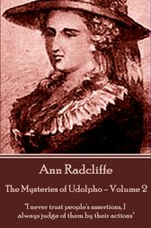 The Mysteries of Udolpho - Volume 2 by Ann Radcliffe by Ann Radcliffe