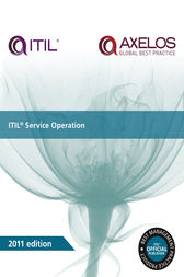 ITIL Service Operation by AXELOS AXELOS
