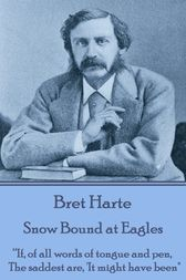 Snow Bound at Eagles by Bret Harte