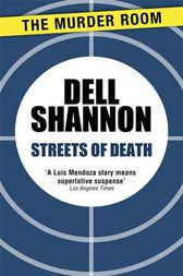 Streets of Death by Dell Shannon