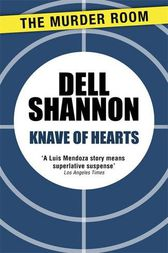 Knave of Hearts by Dell Shannon