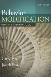 Behavior Modification by Garry Martin