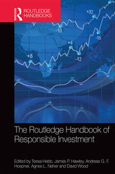 The Routledge Handbook of Responsible Investment by Tessa Hebb