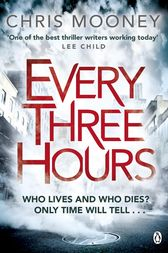 Every Three Hours by Chris Mooney