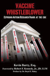 Vaccine Whistleblower by Kevin Barry