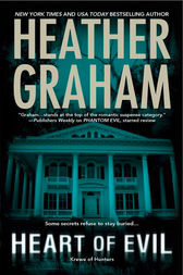 Heart Of Evil (Krewe of Hunters, Book 2) by Heather Graham