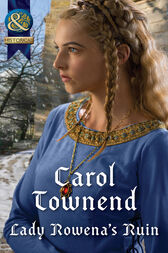Lady Rowena's Ruin (Mills & Boon Historical) (Knights of Champagne, Book 4) by Carol Townend